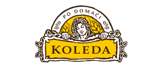 Koleda pasta - Logo and visual identity design