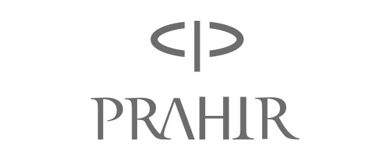 Prahir jewllers - Logo and visual identity design