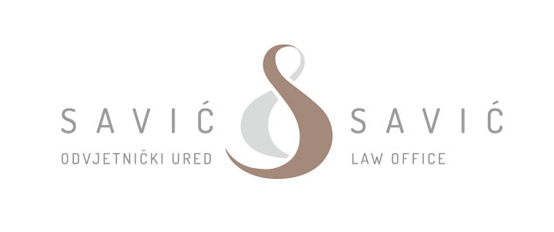 Savić&Savić attorney office - Design of complete visual identity - Bernardić studio