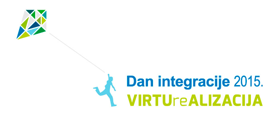 Design Visual Identity of Conference VIRTUreALIZACIJA Intergitation Day 2015